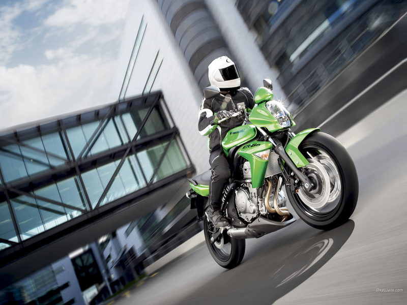 kawasaki er-6n — технические характеристики, цена мотоцикла