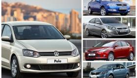 5 самых востребованных машин на вторичном рынке