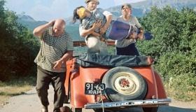 Почему в фильме «Кавказская пленница» на номере автомобиля написано ЮАР?