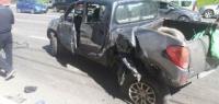 Жуткое ДТП из 6 машин парализовало движение на проспекте Гагарина