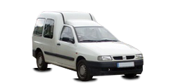 SEAT Inca 1995-2004