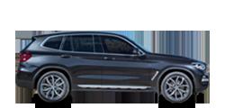 BMW X3 2017-2021 новый кузов комплектации и цены