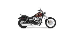Harley Davidson Dyna Wide Glide - лого