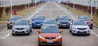 В России подорожали 16 моделей китайских автомобилей
