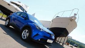 Тест-драйв Toyota C-HR: совсем другая Toyota