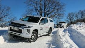 Тест-драйв внедорожников Mitsubishi: по-мужски круто