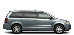 Chrysler Town and Country 2007-2010