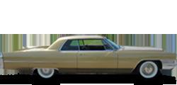 Cadillac DeVille купе-кабриолет 1965-1970