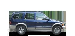 KIA Sportage компактный внедорожник 1993-2006