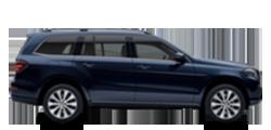 Mercedes-Benz GLS-класс 2015-2021 новый кузов комплектации и цены