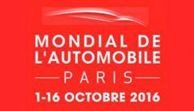 Парижский международный автомобильный салон 2016
