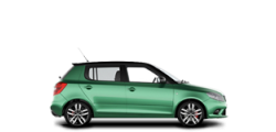 SKODA Fabia RS 2010-2014