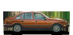Chrysler LeBaron седан 1981-1989