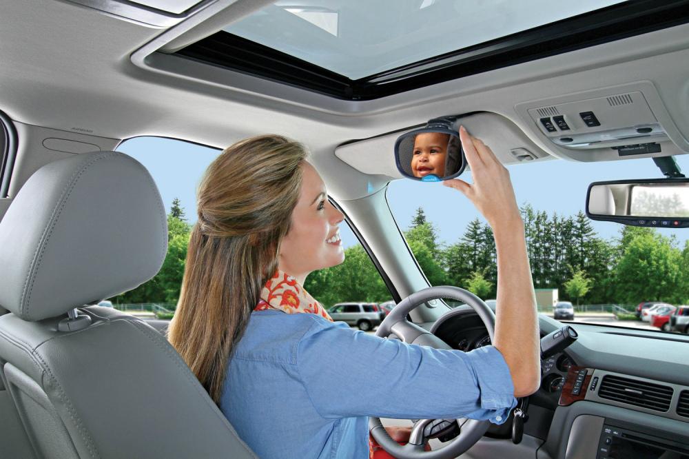 Зеркало для детей в авто