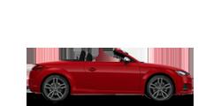 Audi TTS родстер 2014-2021