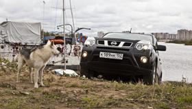 Nissan X-Trail: Воплощение утилитарности