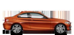 BMW 2 Series Coupe 2017-2021 новый кузов комплектации и цены
