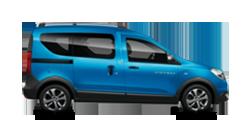Renault Dokker Степвей 2018-2021 новый кузов комплектации и цены