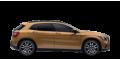 Mercedes-Benz GLA-класс  - лого