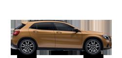Mercedes-Benz GLA-класс 2017-2021 новый кузов комплектации и цены