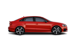 Audi RS3 седан 2016-2021