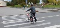Не пропустил велосипедиста: ждать штрафа?