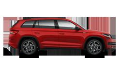 SKODA Kodiaq Sportline 2017-2021 новый кузов комплектации и цены
