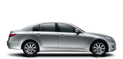Hyundai Genesis Седан 4 двери 2008-2011