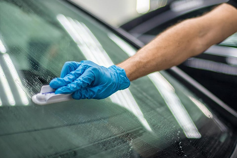 Сохранение чистоты авто в плохую погоду