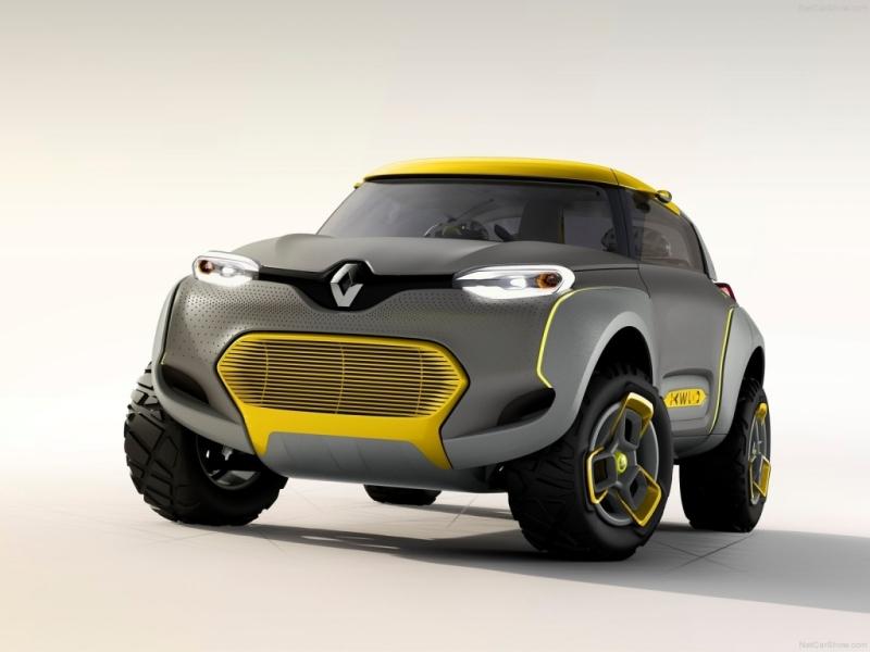 Рэно инвестирует $400 000 вбюджетный вседорожный автомобиль